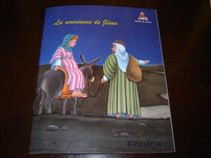 La Naissance de Jesus / French Bible Stories Book for Children