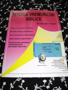 Istoria Vremurilor Biblice / Dr. David F. Payne / Romanian Language Bible Study Helps