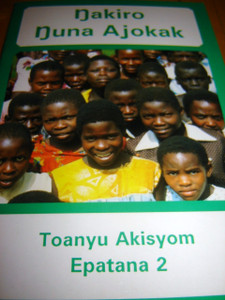 New Reader Portion Book 2 in Karamojong Language / Karimojong Bible portion U...