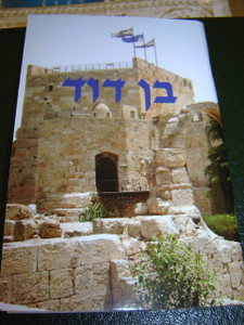 GOSPEL OF MATTHEW in Hebrew language / Printed in Israel [Paperback]