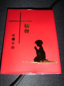 Chinese Catholic Prayer Book / Came from a Hong Kong Catholic Church [Paperback]