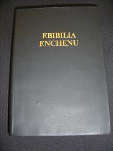 The Bible In Ekegusii Language published as Ebibilia Enchenu / 052P / The Gusii language