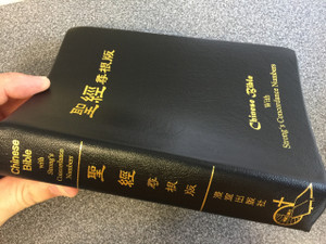 Chinese Bible with Strong's Concordance Numbers / Similar to Hebrew - Greek K...