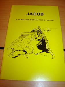 French Children's Bible Story Book about Jacob / L'historie de JACOB en Franc...