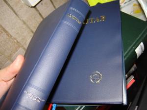 Alkitab Indonesian Bible (Plastic Flex PVC Cover)
