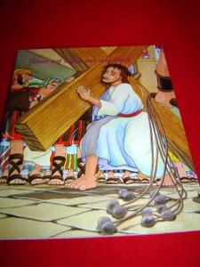 Jesus Est Cloue Sur Une Croix / French Bible Storybook for Children / France ...