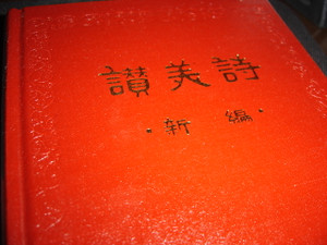 Chinese Christian Hymnal containing 400 Hymns / Worship Hymnal in Chinese