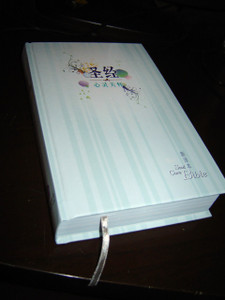 Chinese New Version Soul Care Study Bible / Chinese Language Counseling Bible