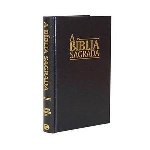 Bible (A Biblia Sagrada) [Large Print] by Ferreira, Joao Almeida De