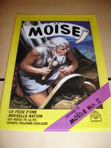 Moise - L'histoire de Moise No.2 / French Moses 570P / French Children's Bible