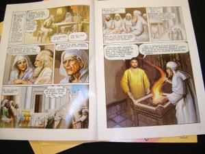 Jesus Notre Sauveur - L'histoire De Jesus / Jesus 570P / French Children's Bi...