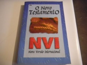 Novo testamento: Nova Versao Internacional - Portuguese