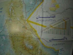 Sistan Va Baluchestan Province Map Iran - Persian and English - Scale 1:1,000...