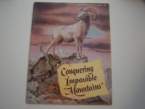 "Conquering Impossible ""Mountains""-Supplementary Alumni Book-Volume 9 [Paperback]"