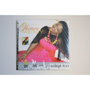 Christian CD From Ghana / Ohemaa Mercy / Wobeye Kese / 15 songs [Audio CD]