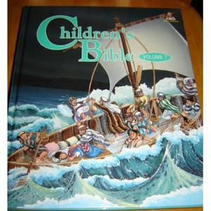 Children's Bible Volume 7 / Words of Wisdom Series / Colorful, beautifully illustrated and written