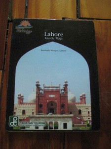 Lahore (Capital of the Punjab): A guide to places of interest, with history and map