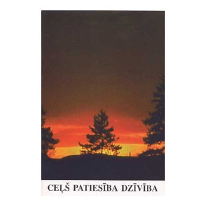 Cels Patiesiba Dziviba / Latvian Gospel of John / Paraphrased [Paperback]