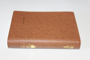 Brown French Bible / La Sainte Bible / Nouvelle Version Segond Revisee Louis Segond version, 1978 edition