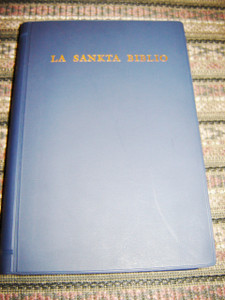 The Holy Bible in Esperanto / La Sankta Biblio