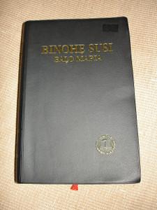 Bible in Sangir Language / Binohe Susi Balo Mapia