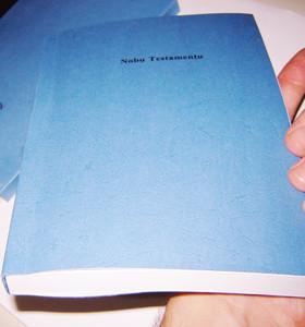 Guinea-Bissau Creole New Testament / Nobu Testamentu - Crioulo Biblia NT