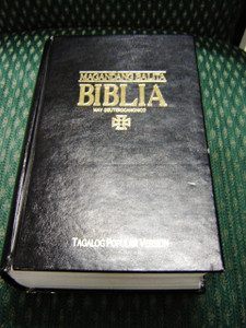 Tagalog Pulpit and Family Bible / Tagalog Bible with Deuterocanonical Books
