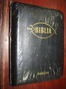 Tagalog Bible with Fish Symbol / Ang Biblia