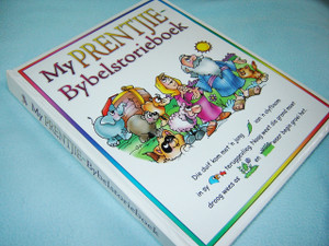 Afrikkans Language My Picture Bible Children's Storybook / My Prentijie Bybelstorieboek