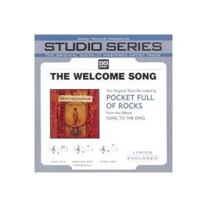 The Welcome Song [Accompanyment CD] [Audio CD] Pocket Full of Rocks
