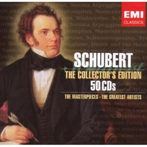 Schubert: The Collector's Edition [Box Set] [Box set] [Audio CD] Peter Schranner