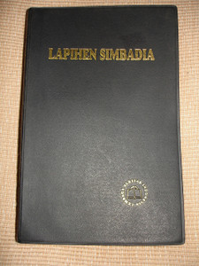 Pakpak Dairi Language Bible / LAPIHEN SIMBADIA / Today's Pakpak Dairi Version