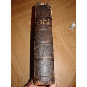 Hungarian Bible 1923 / Szent Biblia Magyar Karoli Gaspar [Hardcover]