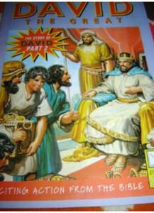 David The Great - The Story of David part 2 - English Edition / Bible Society...