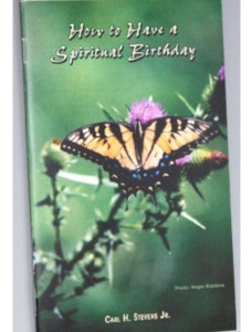 How to Have a Spiritual Birthday - Bible Doctrine Booklet [Paperback]