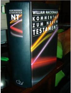 Kommentar zum Neuen Testament - einb?ndige Ausgabe (Hardcover) / Translated t...