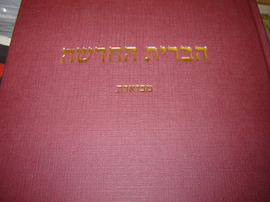 Hebrew New Testament-FL (Hebrew Edition)