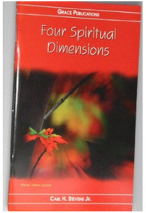 Four Spiritual Dimensions - Bible Doctrine Booklet [Paperback]