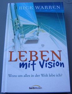 German Purpose-driven Life: What on Earth Am I Here For? [Paperback]