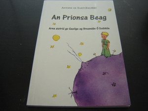 An Proinsa Beag (Irish Edition) by Saint-Exupery, Antoine de