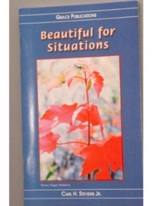 Beautiful for Situations - Bible Doctrine Booklet [Paperback]