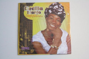 Christian Cd From Ghana / Cecilia Marfo / Faithfulness / 8 Songs [Audio CD]