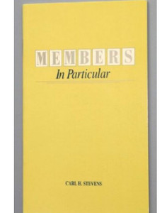 Members in Particular - Bible Doctrine Booklet [Paperback] 1
