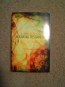 La Bible du Semeur: Nouveau Testament [Import] [Paperback] by SOCIETY, BIBLE