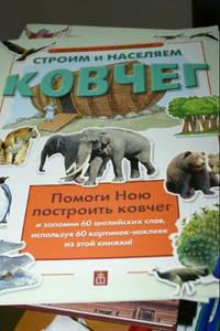 Stroim i naselyaem kovcheg [Paperback] by Daniel' Vium