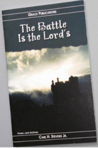 The Battle Is the Lord's [Paperback] by Carl H. Stevens Jr.