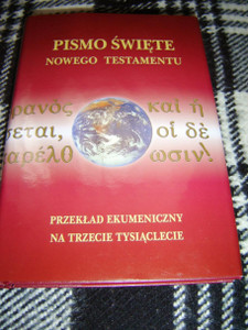 Polish New Testament with references and notes / Pismo Swiete Nowego Testamentu
