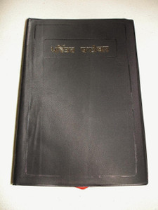 Punjabi Bible / The Holy Bible in Punjabi Language - C.L.LARGE PRINT / 2009 Print