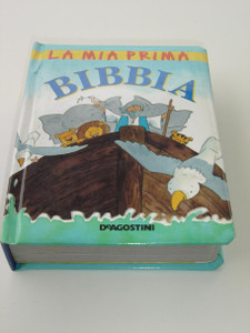 Italian Children's Bible - A Little Child's First Bible / LA MIA PRIMA BIBBIA / Leena Lane, Jan Lewis
