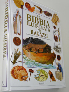 Italian Children's Illustrated Bible / La Bibbia Illustrata Per Ragazzi